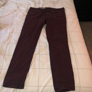 THE STILT CIGARETTE LEG AG PANTS